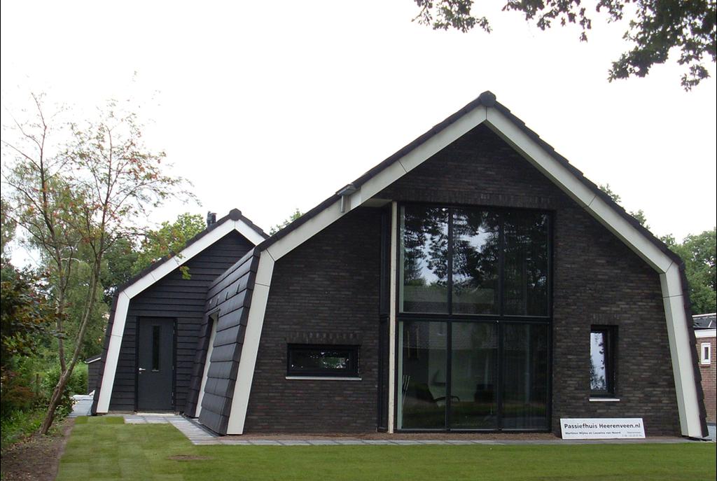 Passiefhuis Heerenveen